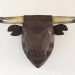 Tête de taureau